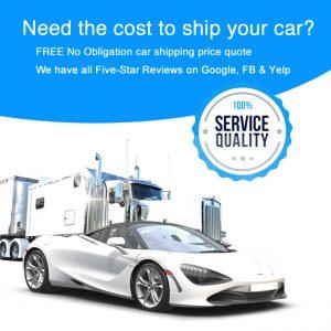 Car Shipping Banner